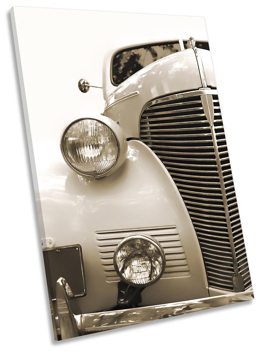 Vintage Retro Car-SG32