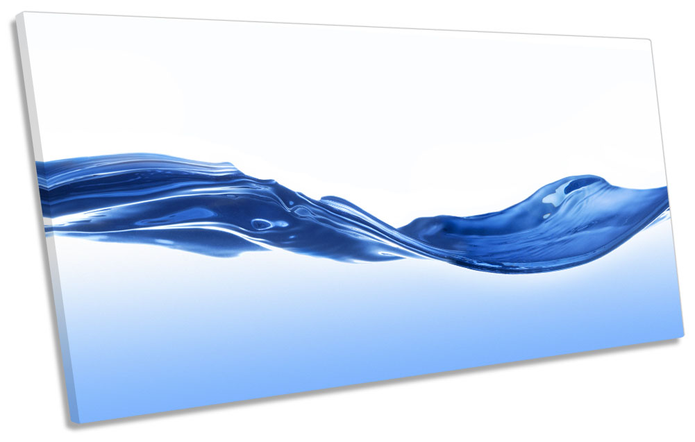 Blue Bathroom Water Wave-SG21