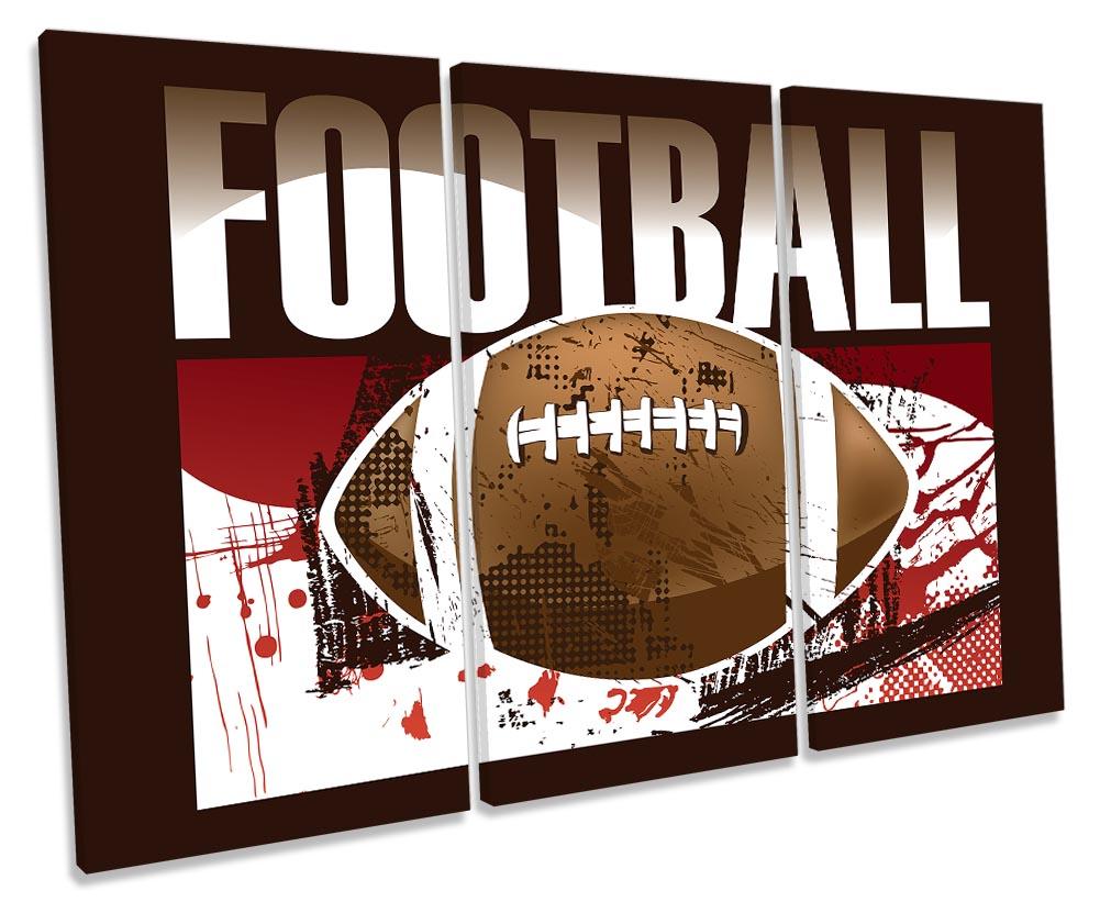 American Football Sport-TR32