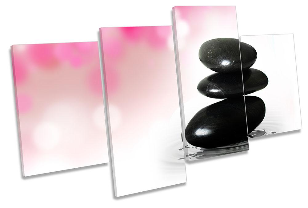 Zen Stones Pink Bathroom-MP04