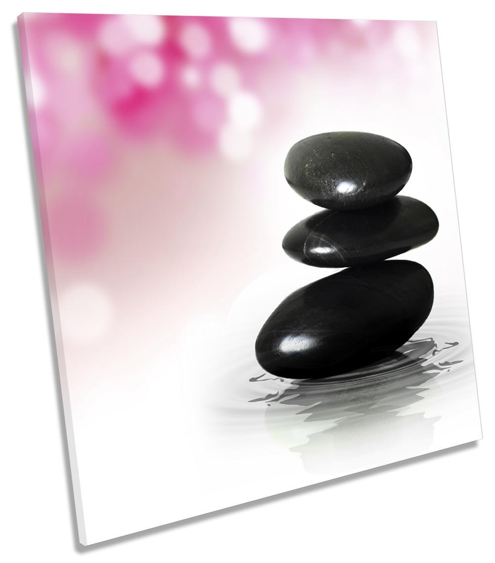 Zen Stones Pink Bathroom-SG11