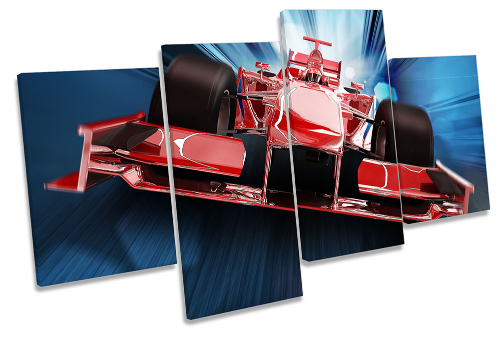 Formula One F1 Race Car-MP04