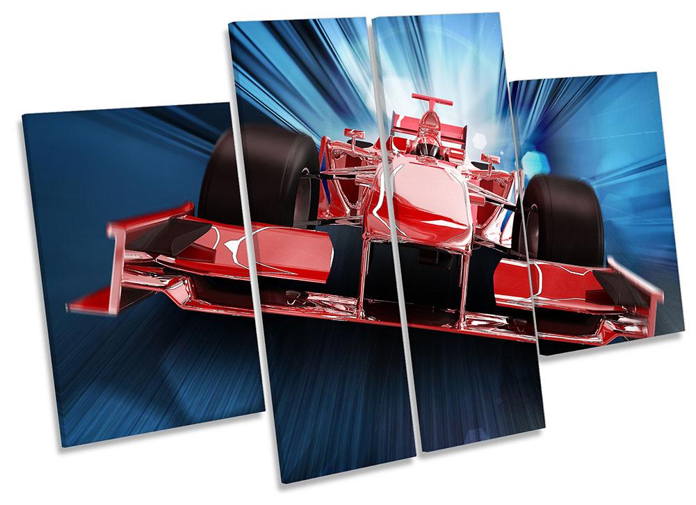 Formula One F1 Race Car-MP17