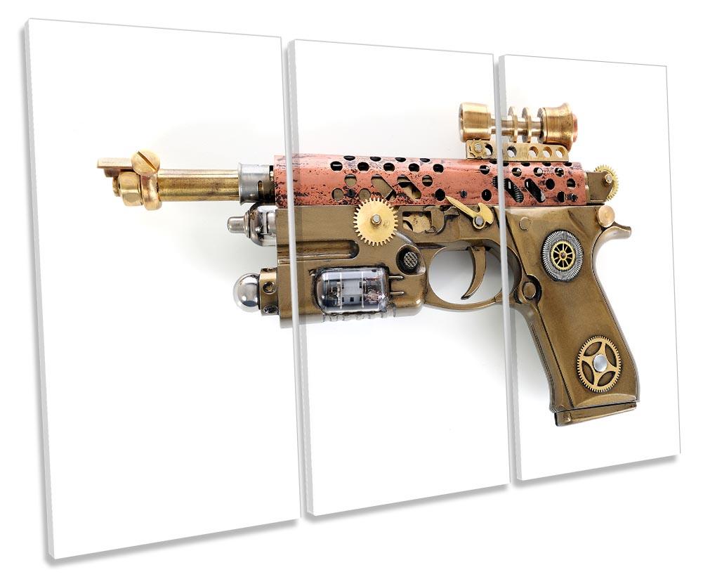 Steampunk Gun-TR32