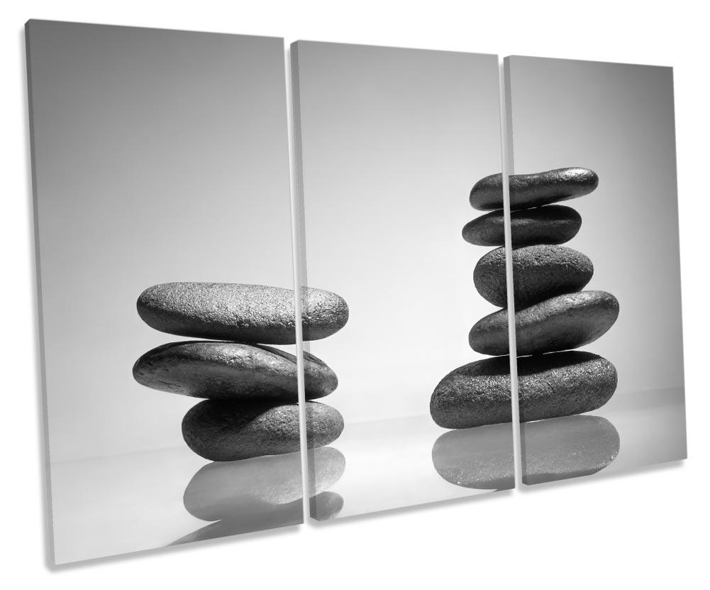Zen Stones Towers Bathroom-TR32
