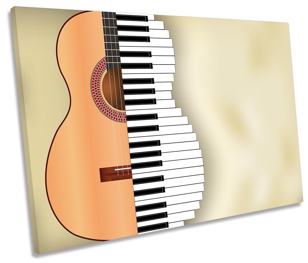Guitar Piano Keys Music-SG32