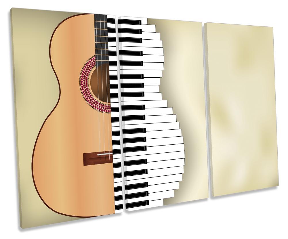 Guitar Piano Keys Music-TR32