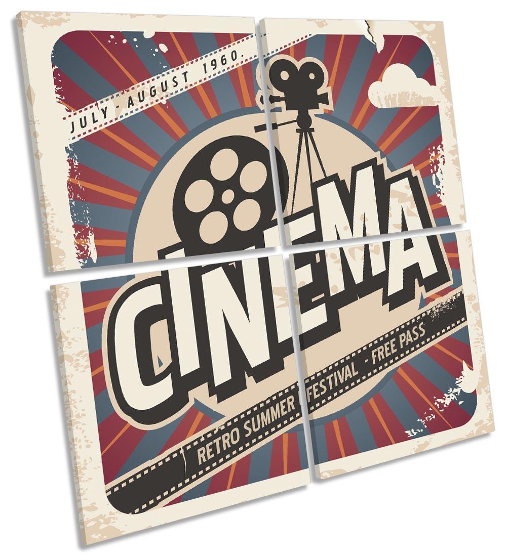 Cinema Room Film Retro-MP01