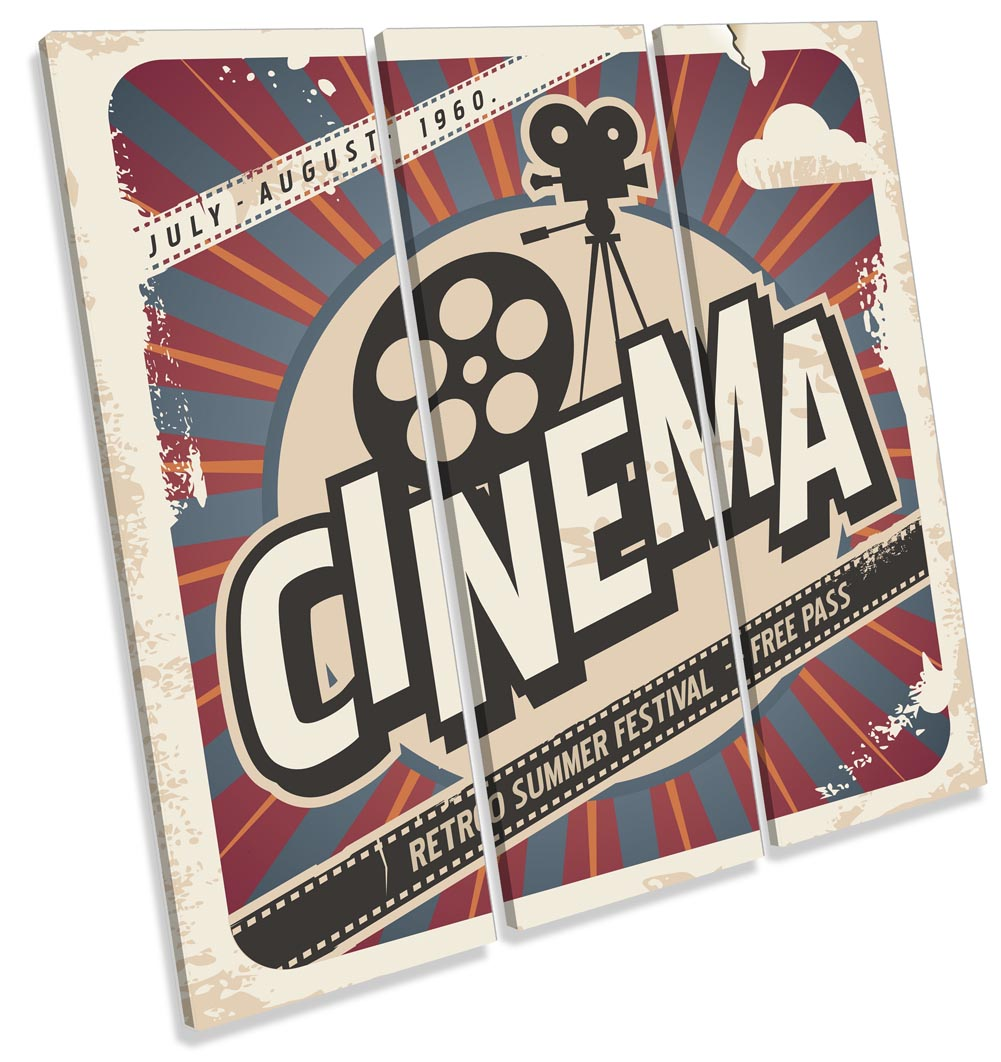 Cinema Room Film Retro-TR11