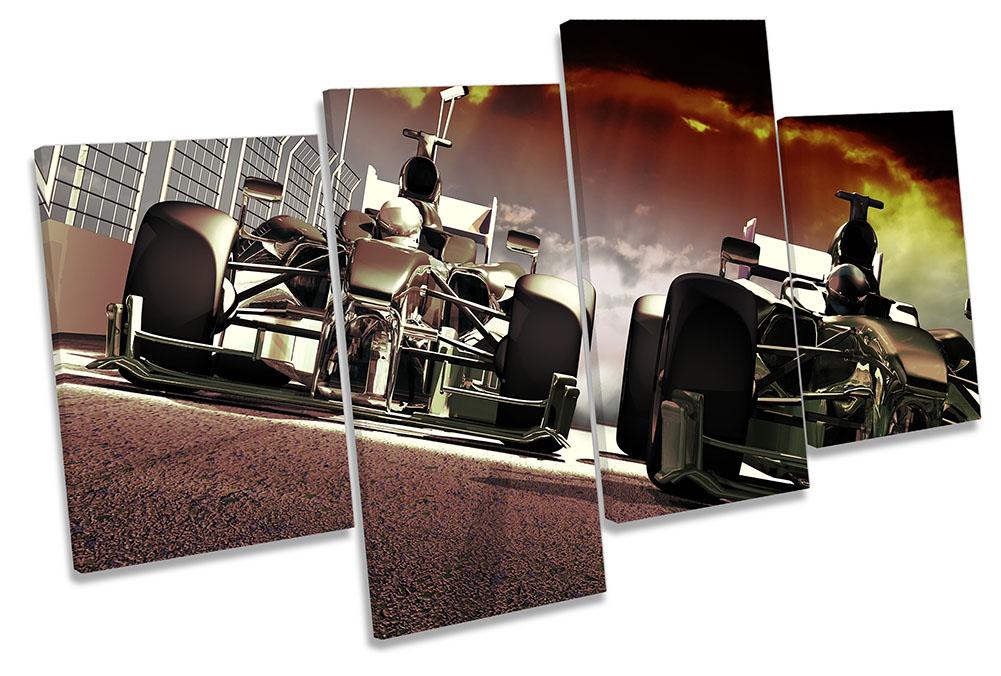 Formula One Race Cars F1-MP04