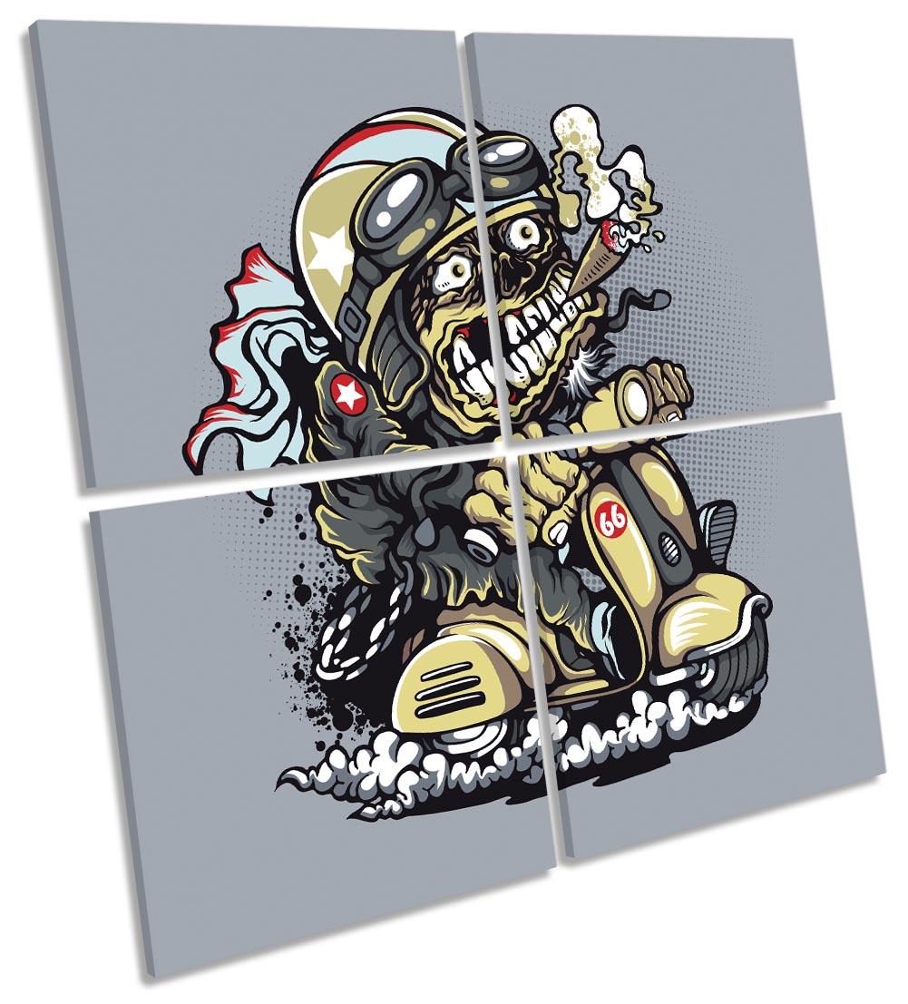 Graffiti Characters Urban-MP01