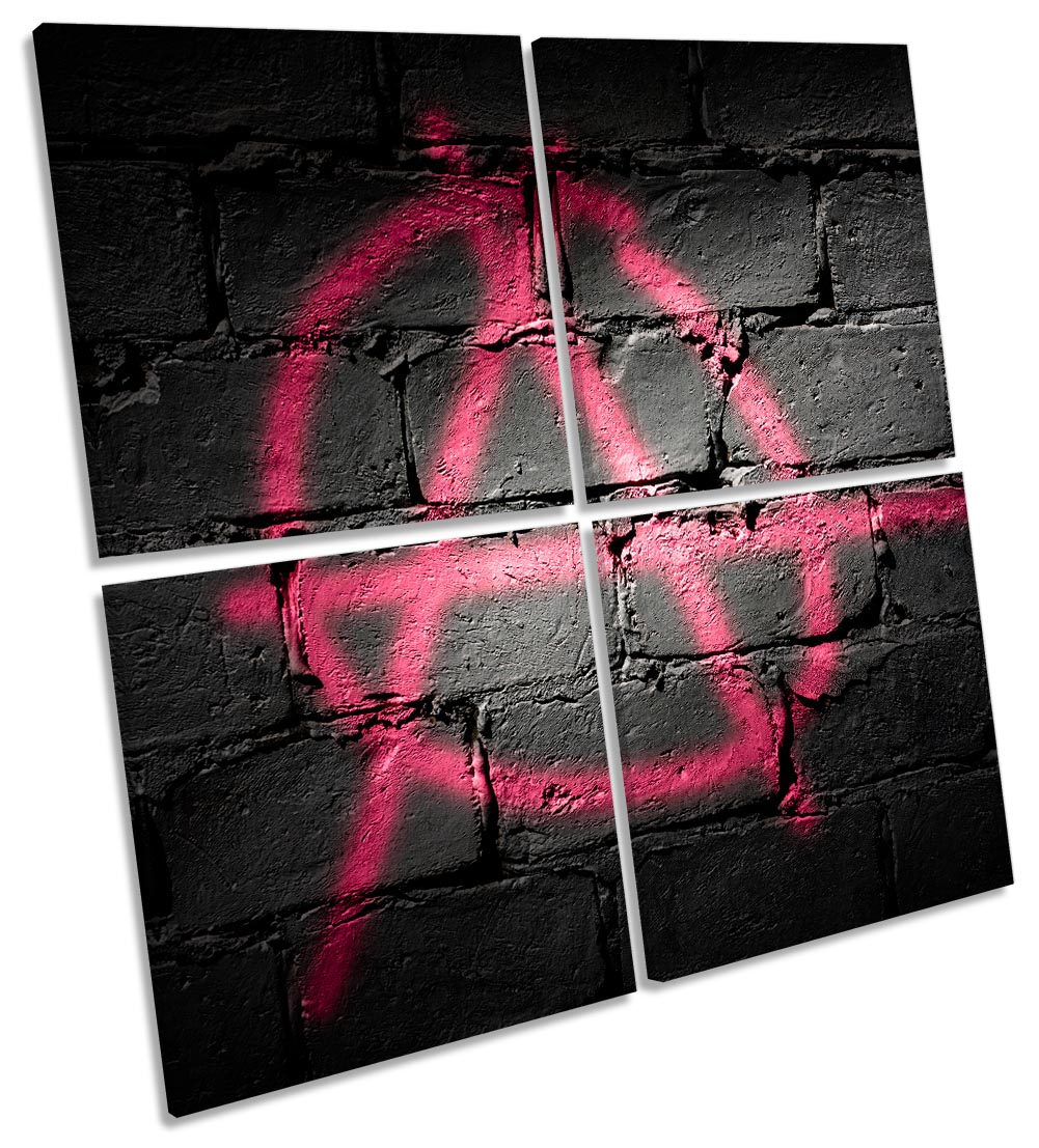 Anarchy Sign Graffiti-MP01