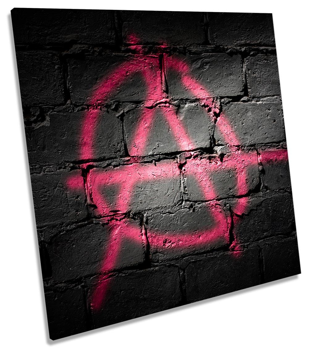 Anarchy Sign Graffiti-SG11