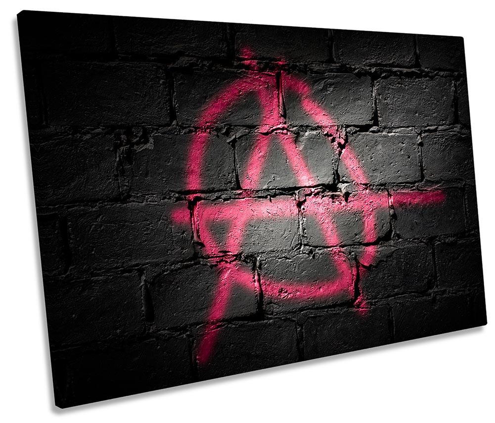 Anarchy Sign Graffiti-SG32
