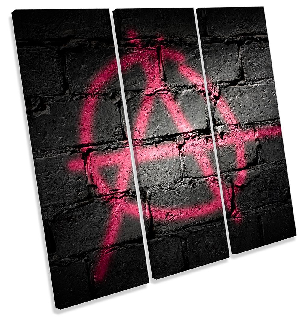 Anarchy Sign Graffiti-TR11