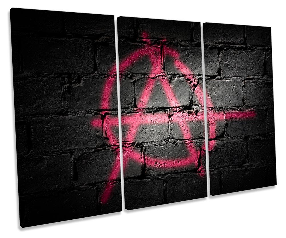 Anarchy Sign Graffiti-TR32