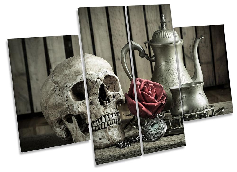 Skull Kitchen Still Life-MP17