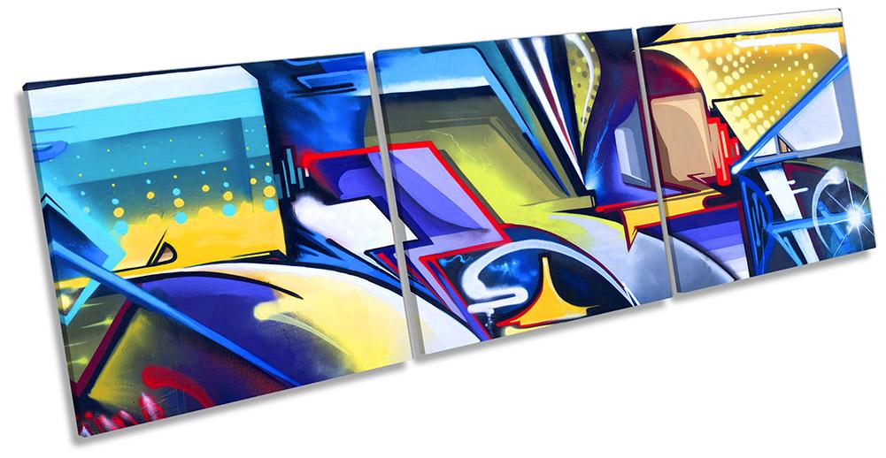 Graffiti Art Abstract Urban-TR31