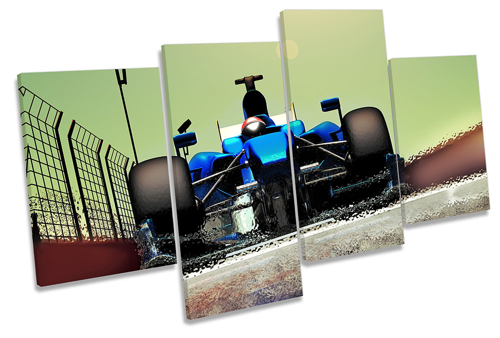 Race Car Fast Formula One-MP04