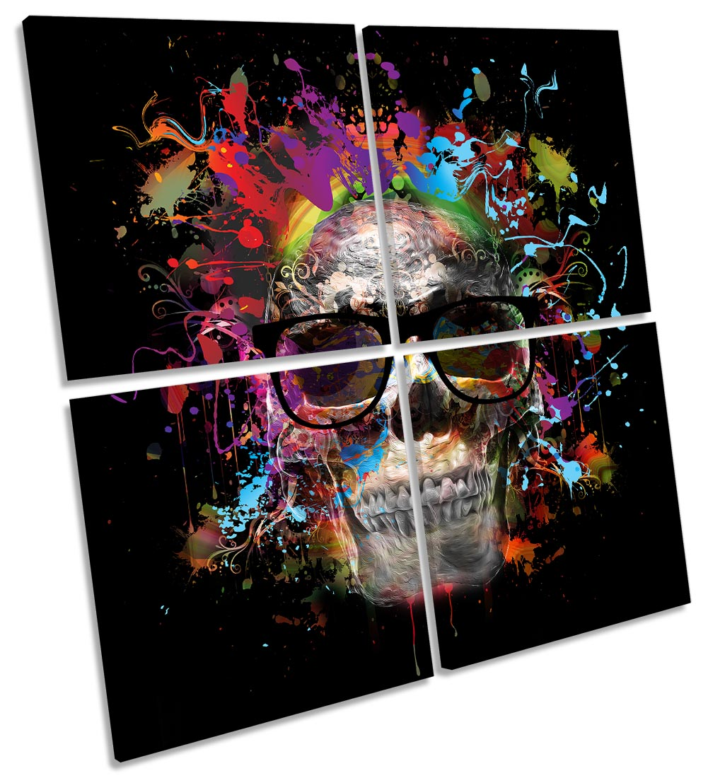 Skull Urban Graffiti-MP01