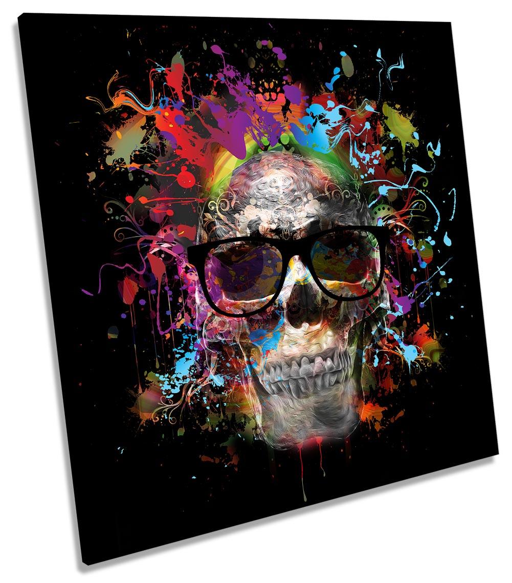 Skull Urban Graffiti-SG11
