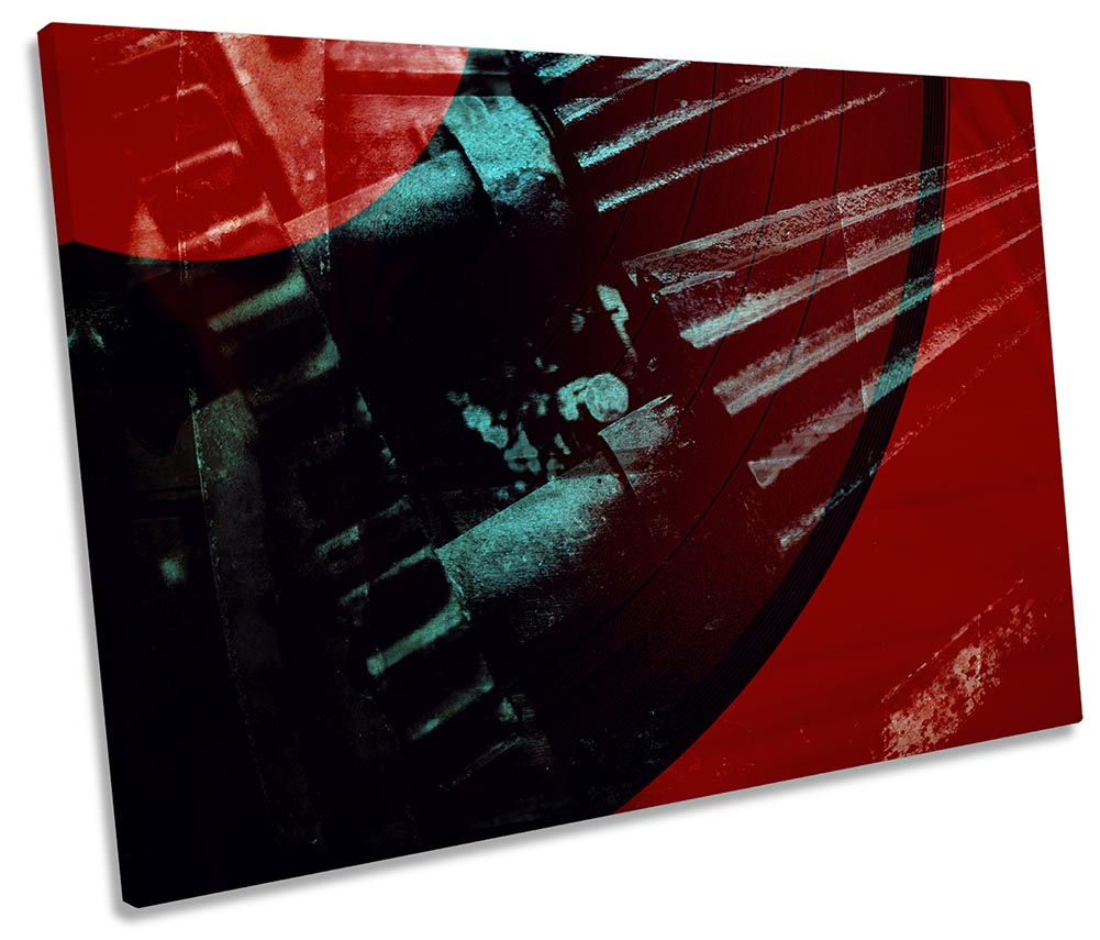 DJ Grunge Vinyl Turntable Music-SG32
