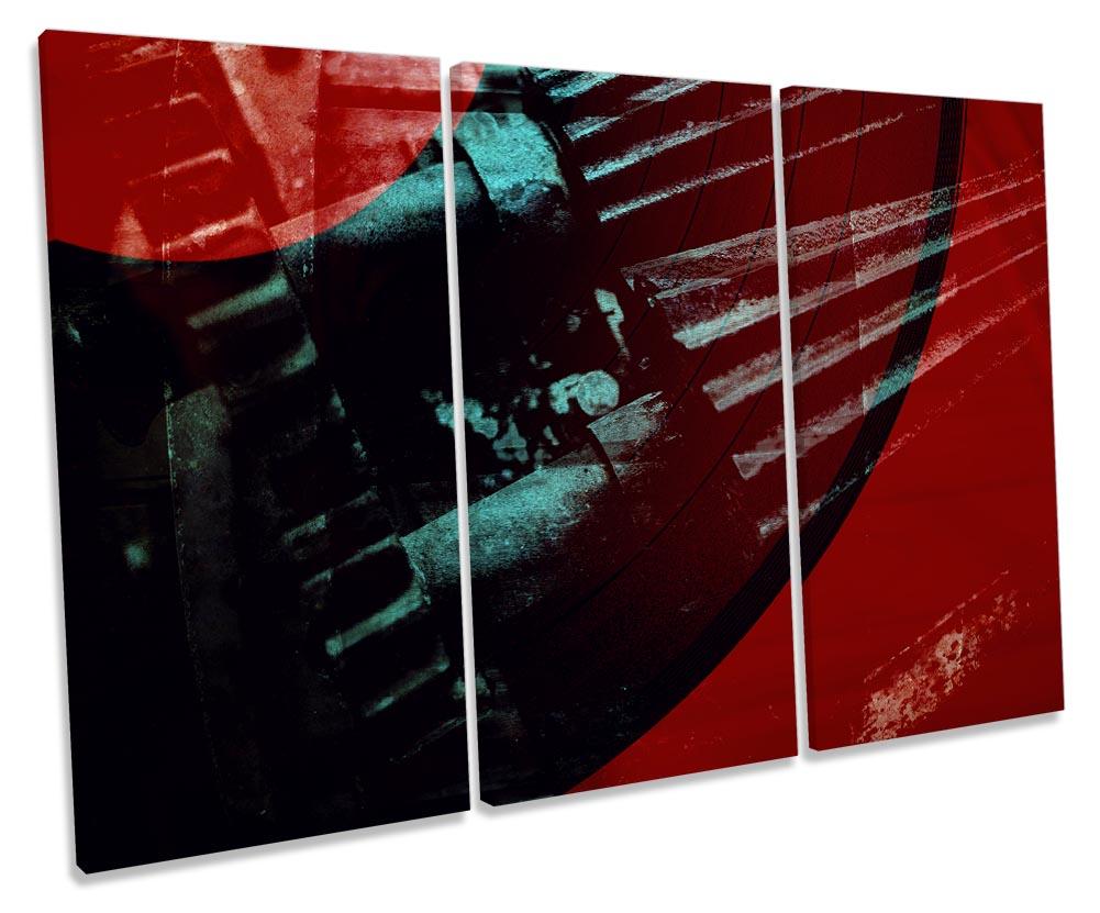 DJ Grunge Vinyl Turntable Music-TR32