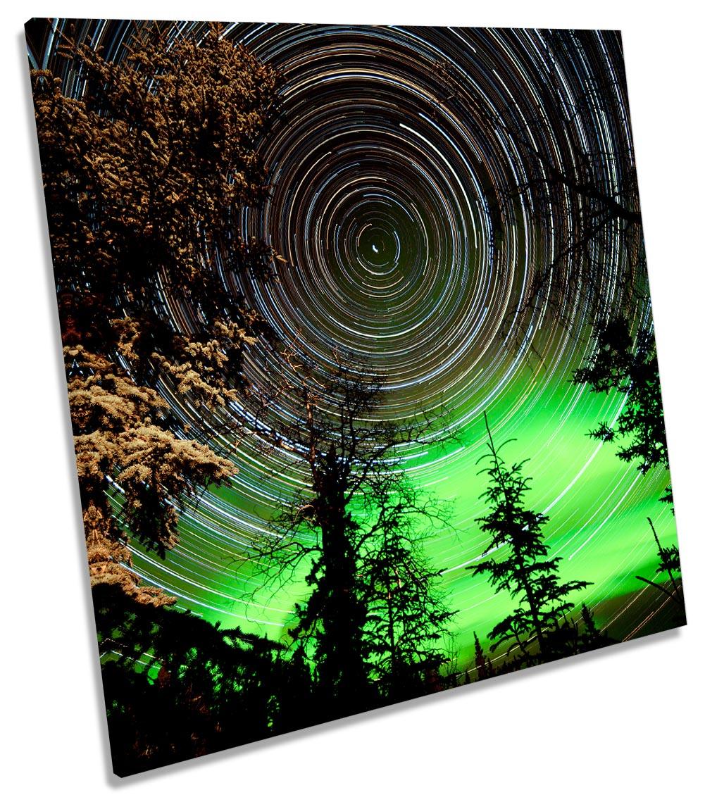 Northern Lights Green Sky-SG11