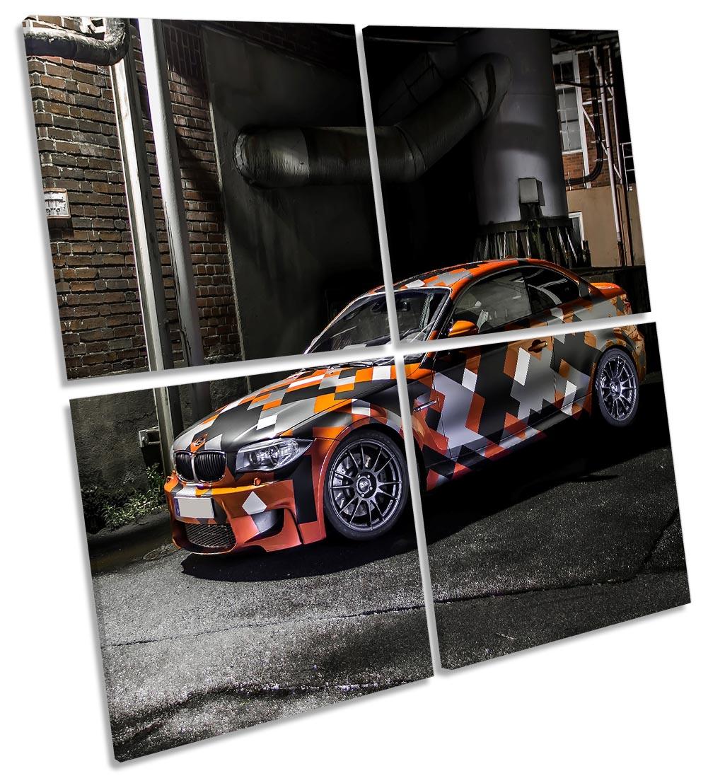 BMW Race Car Fast-MP01