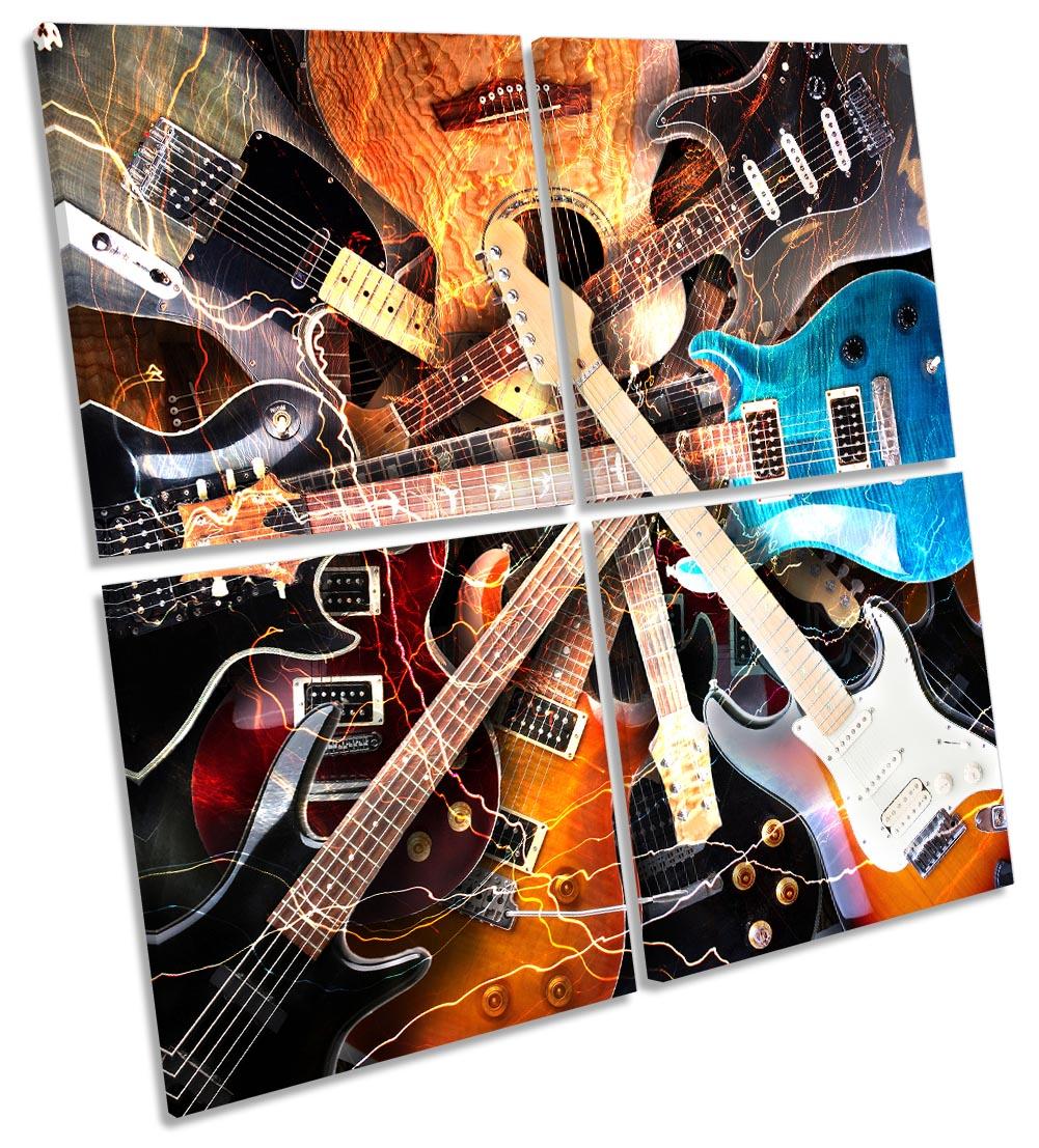 Music Guitar Rock-MP01