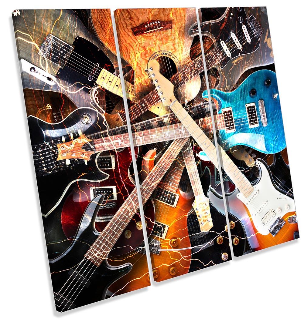 Music Guitar Rock-TR11