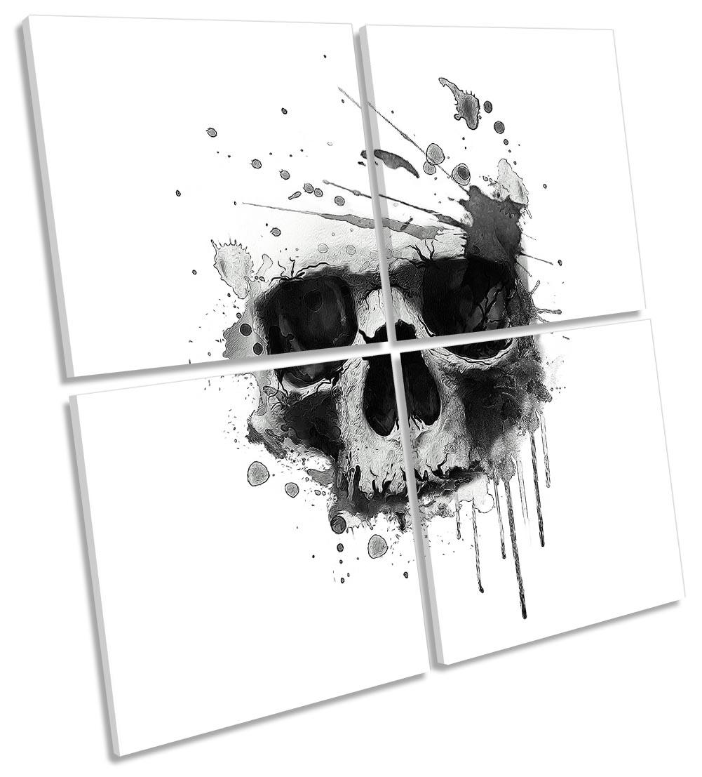 Grunge Skull Urban-MP01