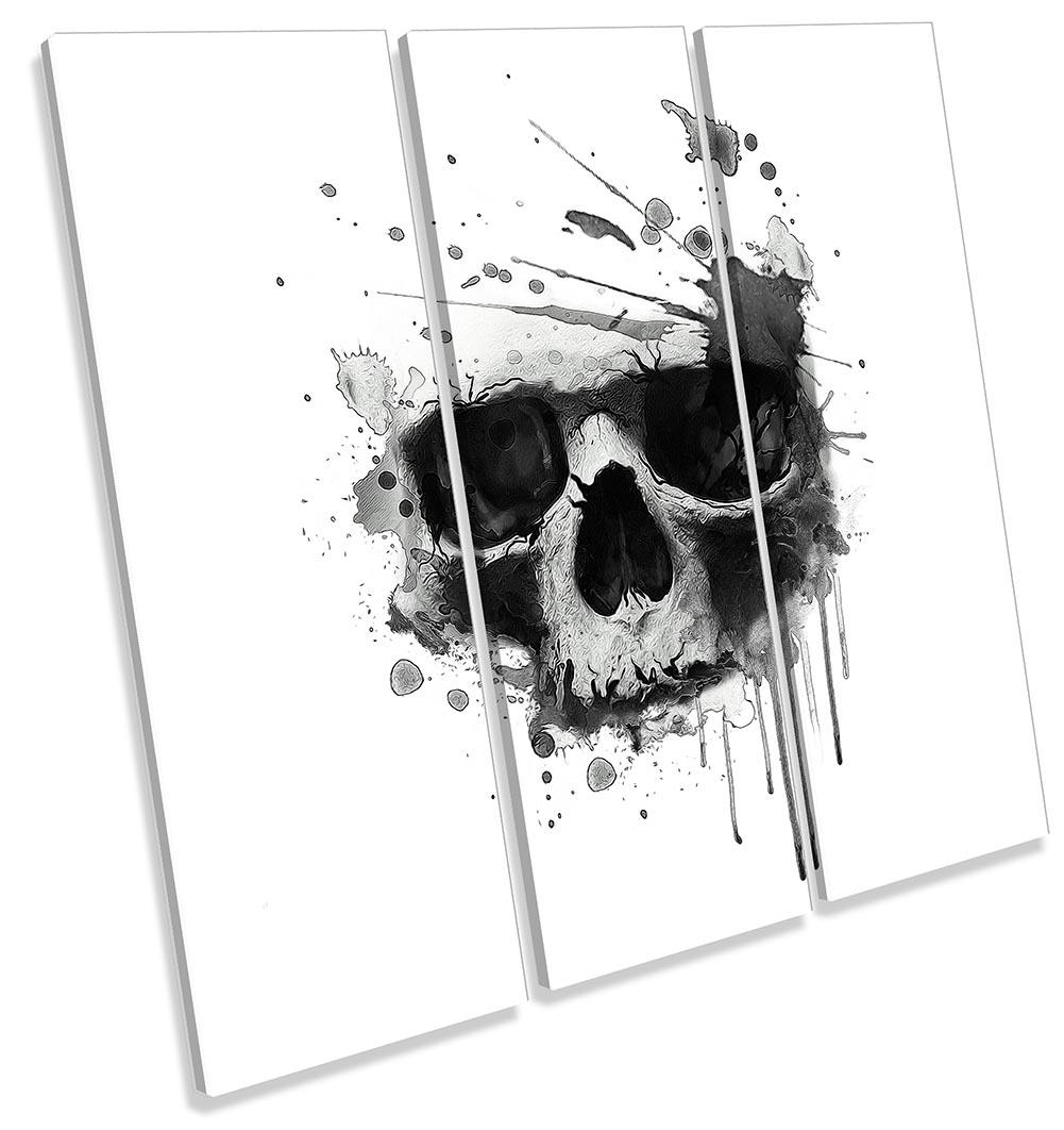 Grunge Skull Urban-TR11