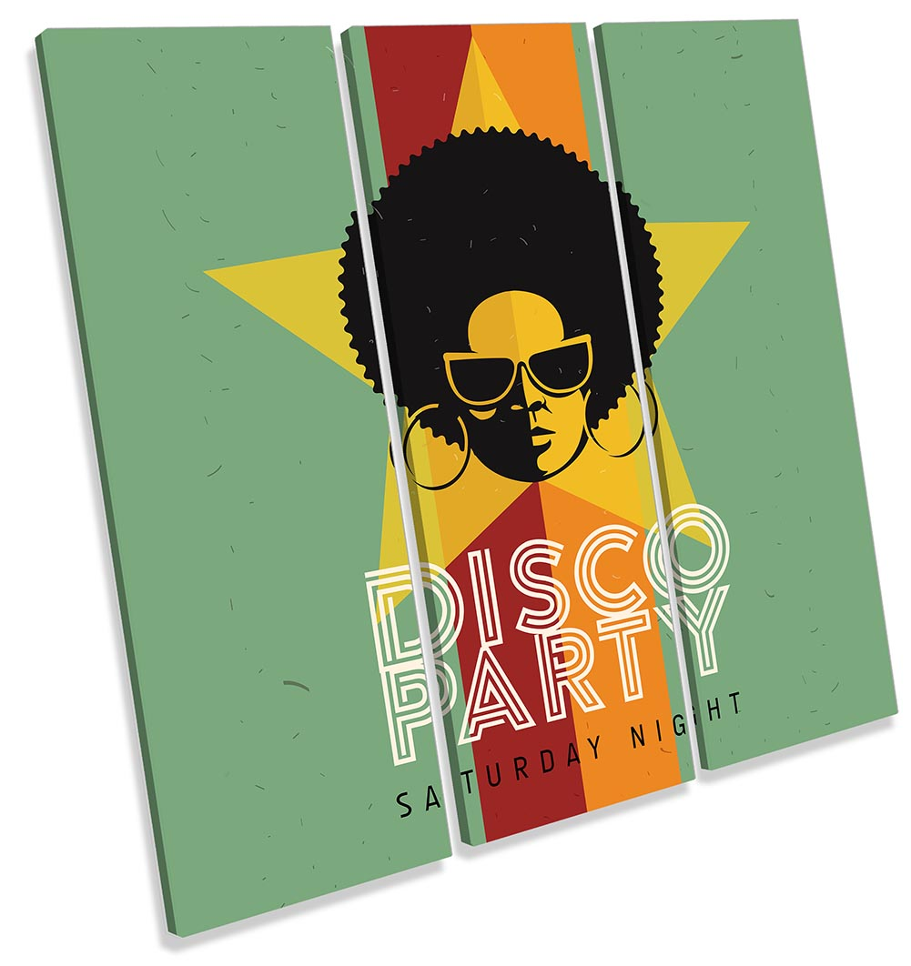 Disco Party Music Pop-TR11