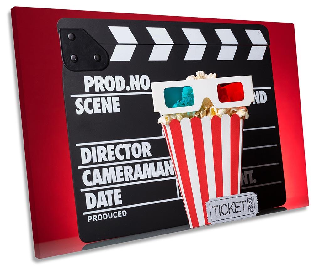 Cinema Room Popcorn 3D-SG32